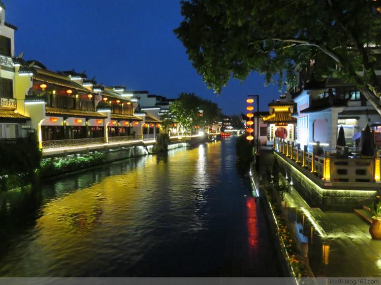 20160520 南京夫子庙夜景