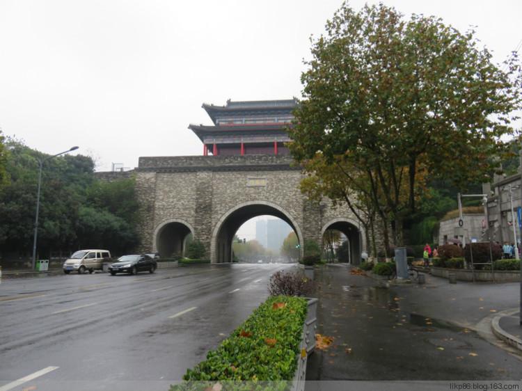 20151118 江南第一楼之阅江楼