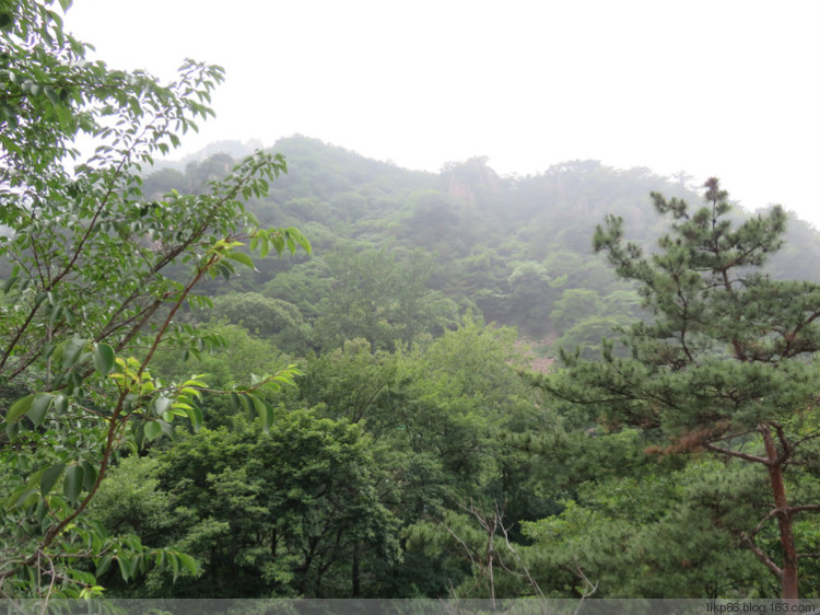 20160629 青岛崂山风景区