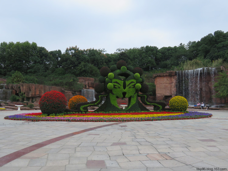 20161002 江苏宜兴国家森林公园