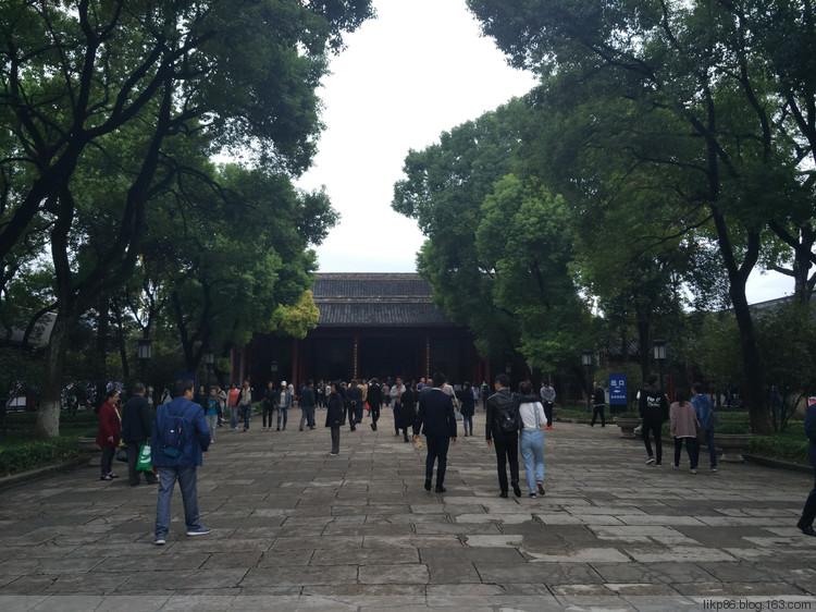 20161015 南京总统府